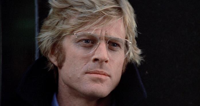 Robert Redford nel film