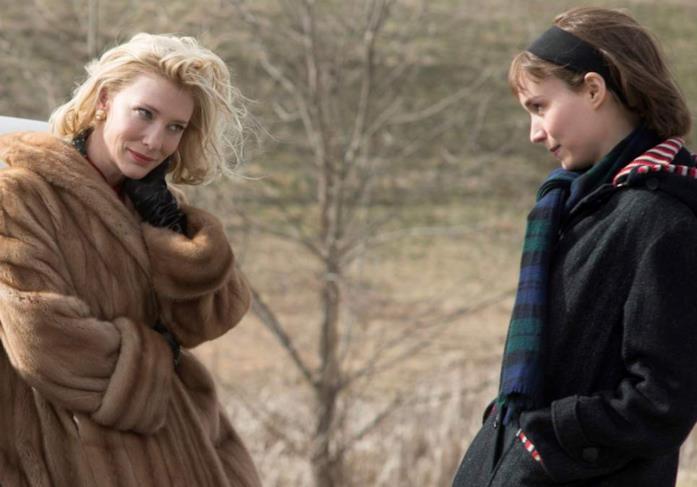 Una scena di Carol