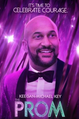 Primo piano di Keegan-Michael Key