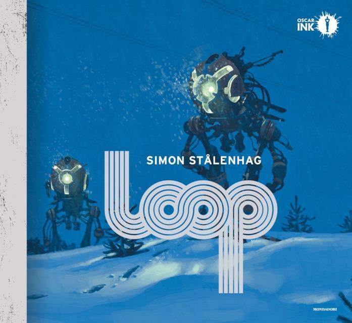 La copertina dell'edizione italiana di Loop
