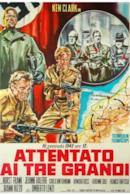 Poster Attentato ai tre grandi