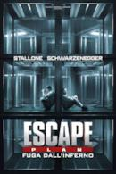 Poster Escape Plan - Fuga dall'inferno