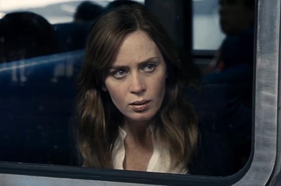 Emily Blunt ne La ragazza del treno