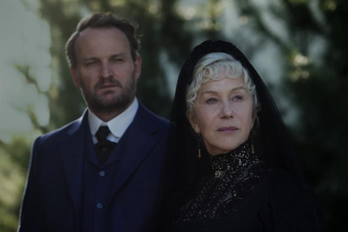 Helen Mirren è la vedova Winchester nel film di Michael e Peter Spierig