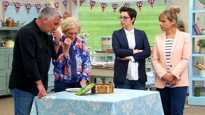 I giudici di The Great British Bake Off