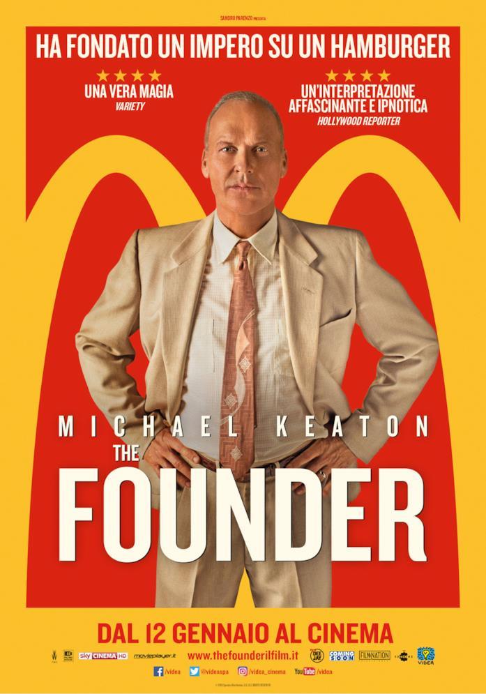 The Founder, la recensione