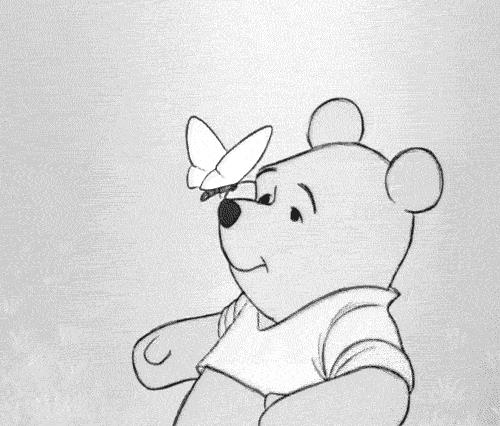 Il disegno di Winnie the Pooh