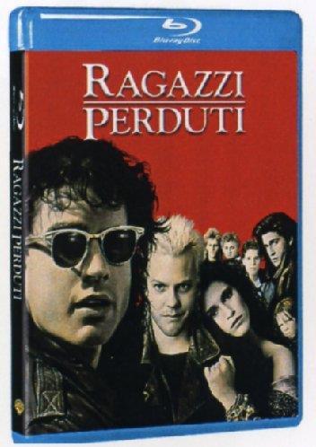 Ragazzi perduti, la cover del Blu-ray del film