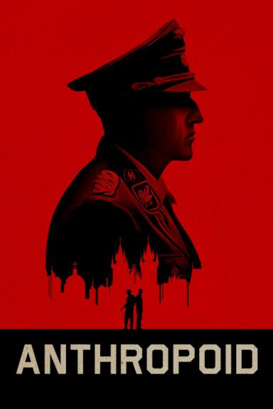 Poster Missione Anthropoid