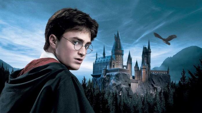 Harry Potter a Hogwarts