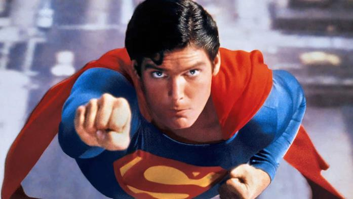 Superman di Christopher Reeve
