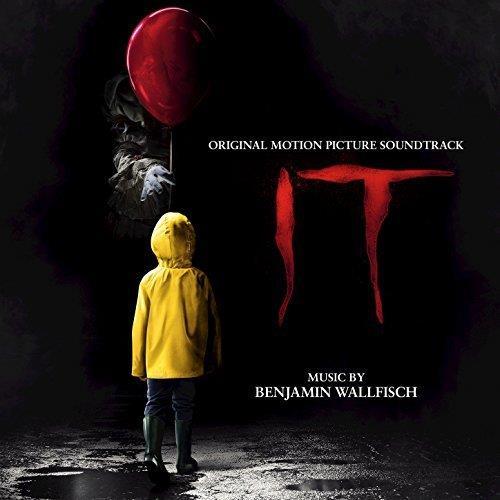 La copertina della colonna sonora di IT