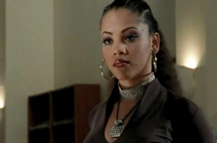 Bianca Lawson in Buffy the Vampire Slayer