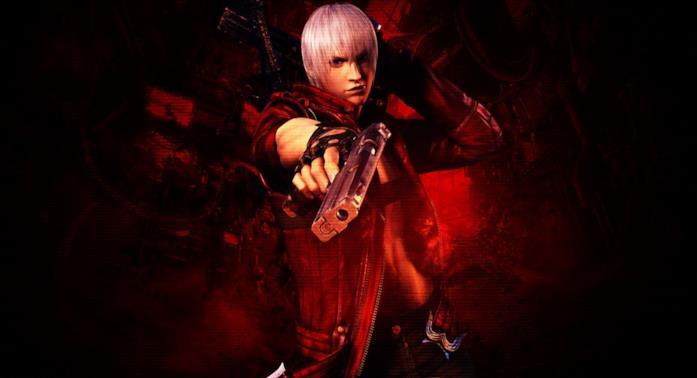 Dante in Devil May Cry 3