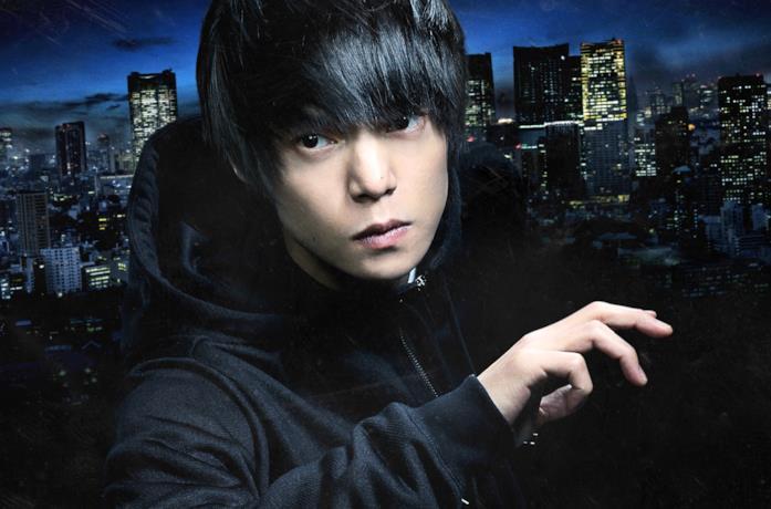 Il poster promozionale di Tokyo Ghoul S