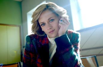 Kristen Stewart nei panni di Lady D