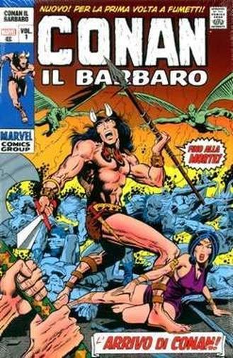 Conan il Barbaro 1 - Marvel Omnibus