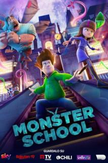 Poster Monster School