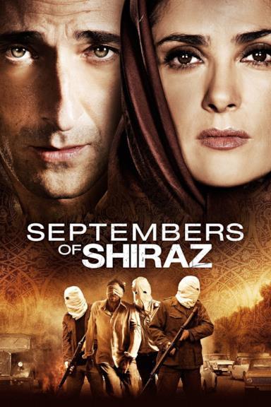 Poster Septembers of Shiraz