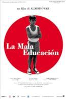 Poster La mala educación