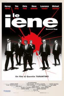 Poster Le iene