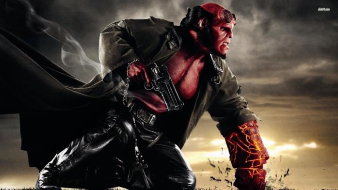 Il Diavolo Rosso aka Hellboy