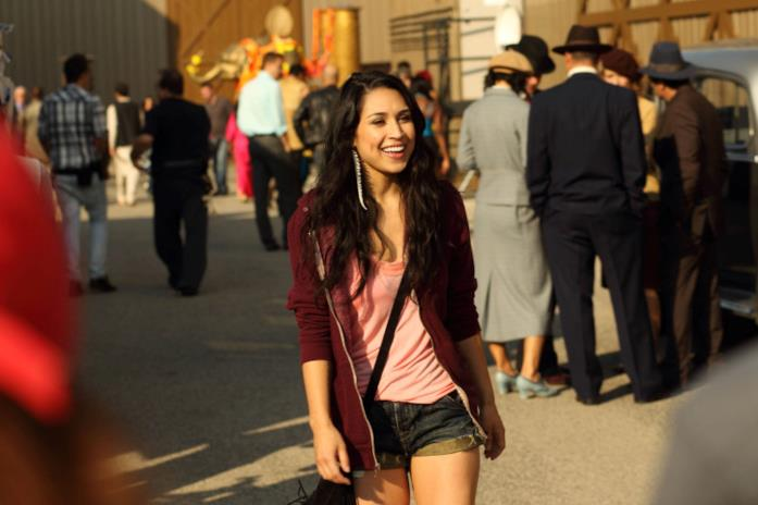 Cassie Steele in The L.A. Complex