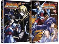 Vol. 01-02 (6 DVD) Edizione Italiana