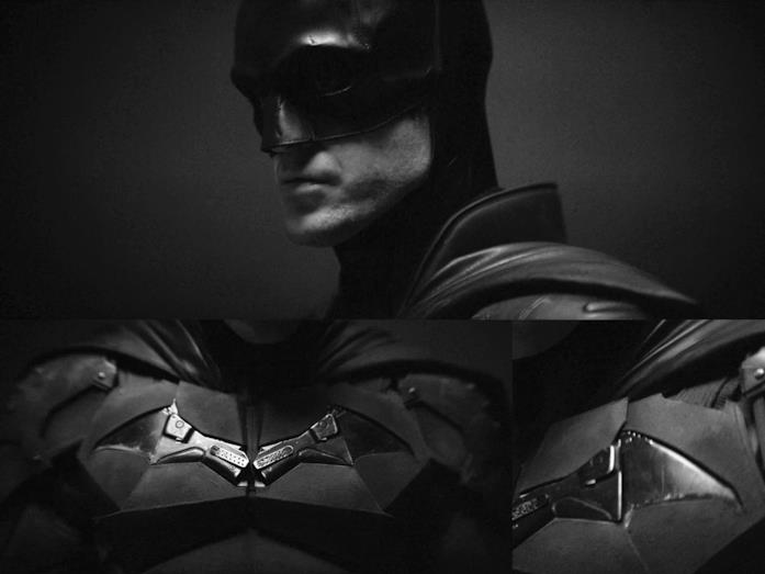 Il simbolo del Batman di Robert Pattinson