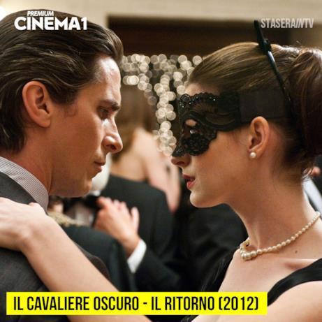 Oggi su Premium Cinema 1 alle 21:14 Il cavaliere oscuro - Il ritorno (2012)