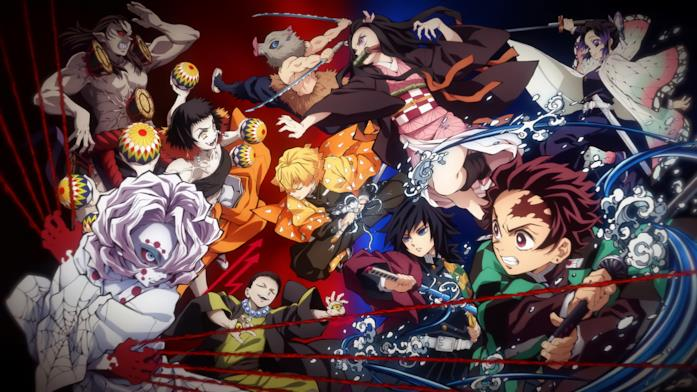 Demon Slayer: battaglia tra i protagonisti dell'anime