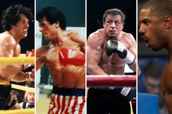 Da Rocky a Creed, rivivi tutti gli incontri della saga di Rocky Balboa