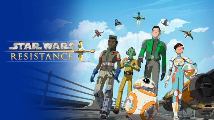 Immagine di Star Wars Resistance