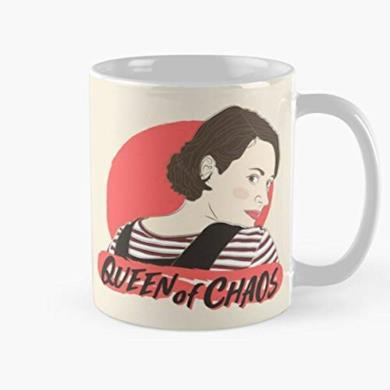 Queen Of Chaos Classic Mug