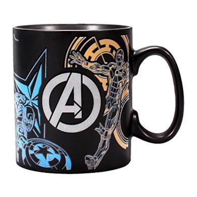Marvel Comics Tazza termosensibile Marvel Avangers