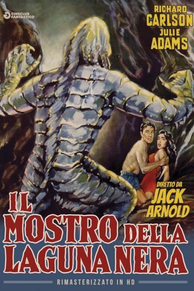 Poster Il mostro della laguna nera