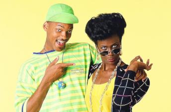 Will Smith nei panni di Willy, il principe di Bel-Air