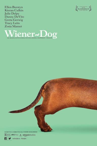 Poster Wiener-Dog
