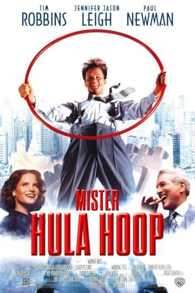 Poster Mister Hula Hoop