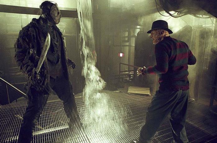 Lo scontro tra Freddy e Jascon
