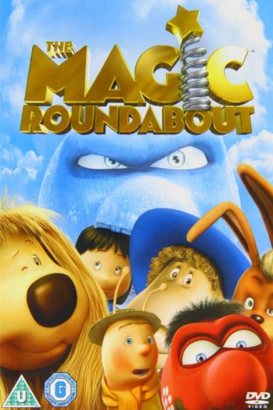 Poster The Magic Roundabout