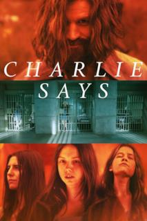 Poster Charlie Says