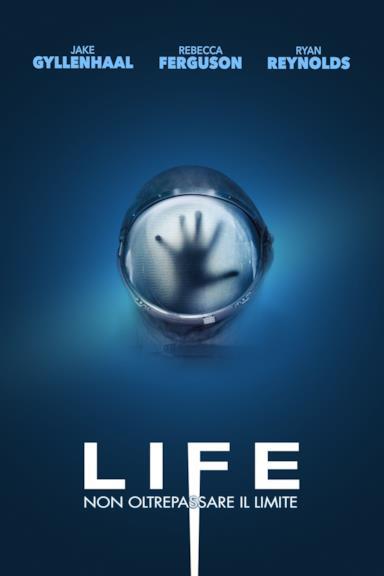 Poster Life - Non oltrepassare il limite