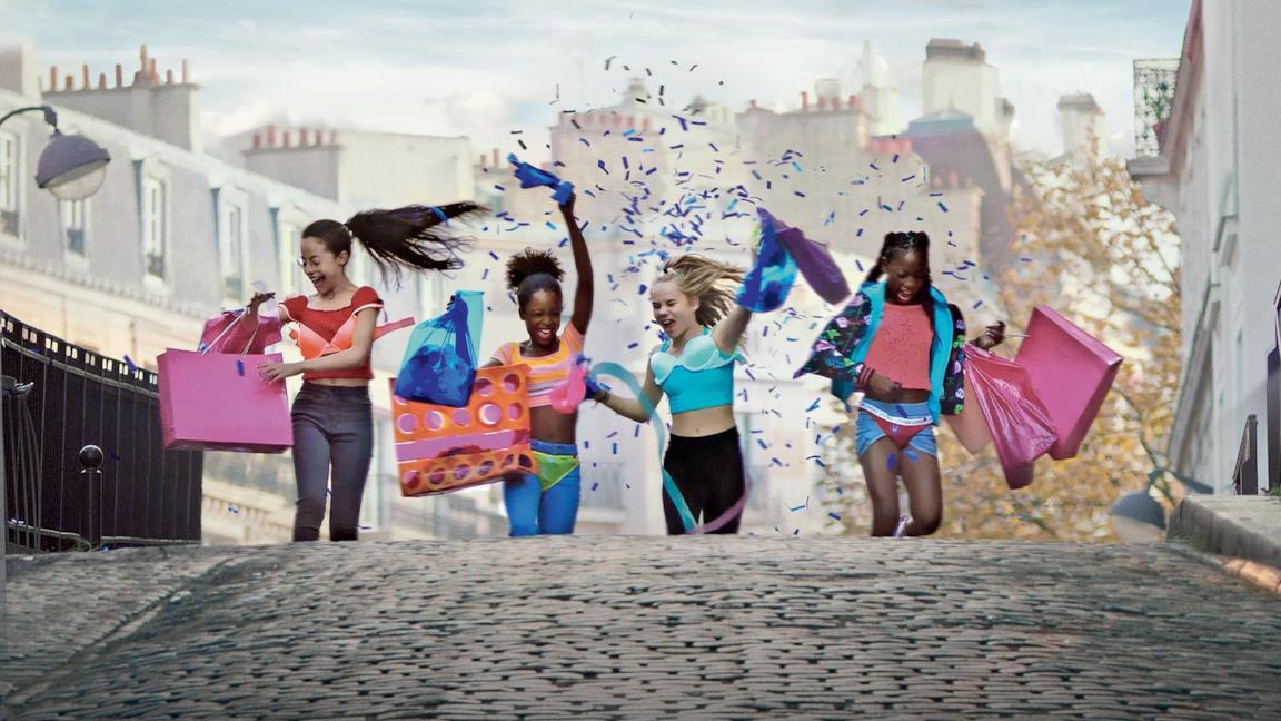 Cuties: un'immagine del film