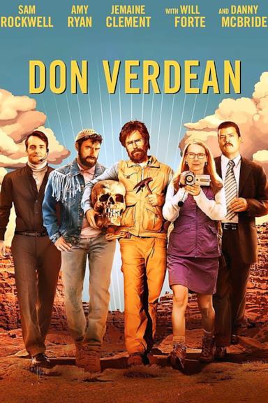 Poster Don Verdean