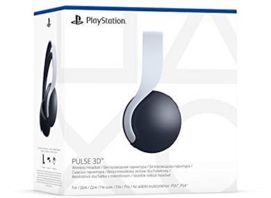 PULSE 3D per PS5