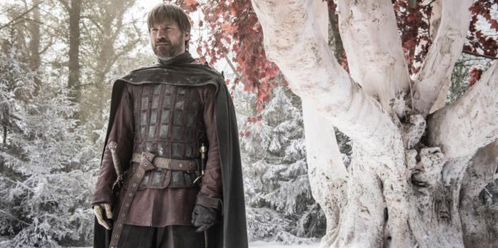 Nikolaj Coster Waldau in Game of Thrones 8x02
