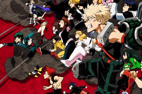 My Hero Academia: confermata la quinta stagione per la prossima primavera