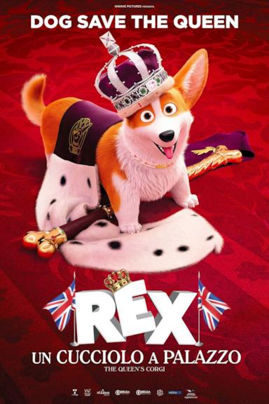 Poster Rex - Un cucciolo a palazzo