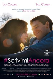 Poster #ScrivimiAncora